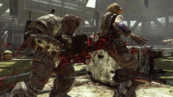 Gears of War 3 Review: An Epic and Enjoyably Violent