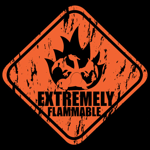 Extremely-Flammable
