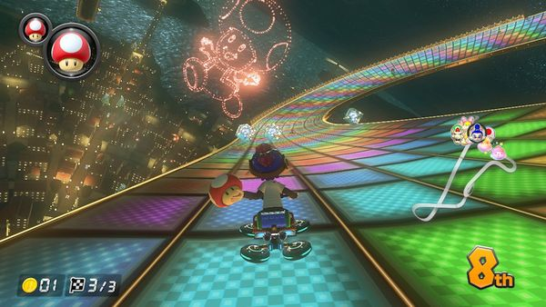 Mario Kart 8 Deluxe Review Grab Some Coins Race To The